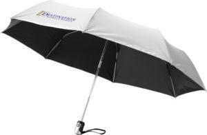 alex-sateenvarjo logolla